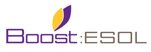Boost - English as a Second Language